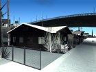 Зимний мод - Полная версия для GTA San Andreas вид сверху