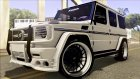 Mercedes Benz-G65 Hamann Tuning (E-Design)