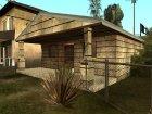 Новые дома на Грув-Стрит для GTA San Andreas вид слева