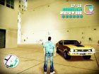 Ford Maverick  1975 for GTA Vice City rear-left view
