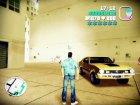 Ford Maverick  1975 для GTA Vice City вид сзади слева
