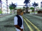 Маска злой собачки for GTA San Andreas left view