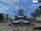 Дон-680М v1.2 for Farming Simulator 2015 right view