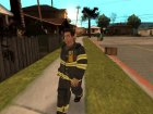 Fire fighter from GTA 4