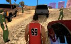 Пограничная служба США for GTA San Andreas left view