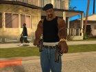 GUNS v2 for GTA San Andreas right view