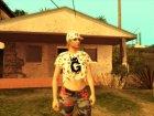 GTA V Online DLC Female 2 для GTA San Andreas вид слева
