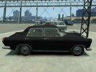 FSO Warszawa Ghia 1959 для GTA 4 вид сверху