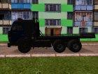 КамАЗ 65115 Эвакуатор ДПС for GTA San Andreas left view