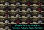 Wheel's Pack by VitaliK101