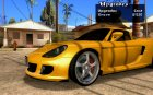 Wheels Pack NFSPS II для GTA San Andreas вид сзади