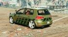 Volkswagen Golf MK6 Rijkswaterstaat 1.0a для GTA 5 вид слева