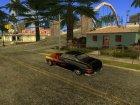 Пак машин из GTA Vice City для GTA San Andreas вид изнутри