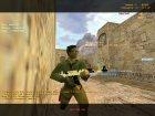 """Пак оружия с раскраской """"Азимов"""" для Counter-Strike 1.6 вид сзади"""