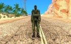 СПЕЦНАЗ из Сталкер Тени Чернобыля OGSE для GTA San Andreas вид изнутри