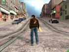 Ryo Hazuki (Shenmue) для GTA San Andreas вид изнутри
