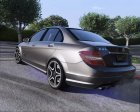 2014 Mercedes-Benz C63 AMG W204 1.0 for GTA 5 left view