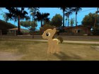 Dr Whooves (My Little Pony) для GTA San Andreas вид сзади слева