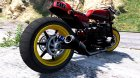 Honda CB750 Cafe Racer 2.0 for GTA 5 top view