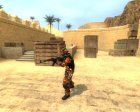 Kamy's Orange Urban CT w/matching defuser для Counter-Strike Source вид изнутри