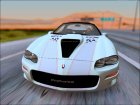 2002 Chevrolet Camaro 35th Anniversary SS для GTA San Andreas вид изнутри