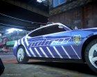 Dodge Charger 2010 Police K9 [ELS] for GTA 4 inside view