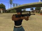 GUNS v2 for GTA San Andreas top view