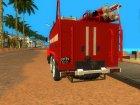 Урал 375 Виктора Кибенка для GTA San Andreas вид изнутри