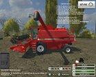 Case IH 2388 v2.0 для Farming Simulator 2013 вид сзади слева