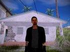 Bodhi Payday 2 для GTA San Andreas вид слева