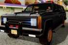 FBI Rancher with Lightbars
