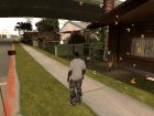 Project Overhaul - Particles and Effects Final для GTA San Andreas вид сзади слева