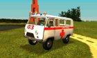UAZ 2206 ambulance