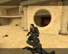 Makarov terrorist for Counter-Strike Source inside view