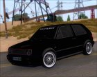 Volkswagen Golf MKII Storm (Tuning Billy Agic)