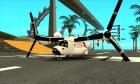 Пак воздушного транспорта от Nitrous'а for GTA San Andreas top view