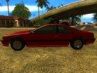 Fortune из GTA IV for GTA San Andreas top view
