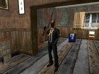 Skin GTA Online в маске коня v1 for GTA San Andreas top view