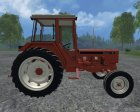 Renault 751 FL RDW для Farming Simulator 2015 вид изнутри