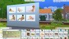 Картины с эротикой - Варгас Pin Ups для Sims 4 вид сзади слева