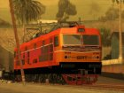 Alstom 4144 Electric Locomotive (Thailand) для GTA San Andreas вид слева