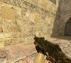 PP Bizon для Counter-Strike 1.6 вид слева