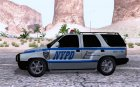 NYPD Chevrolet Chevvy Blazer for GTA San Andreas left view