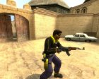 Banana Boy Leet для Counter-Strike Source вид слева