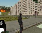 Сотрудник МВД for GTA San Andreas left view