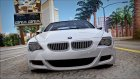 BMW M6 2005 for GTA San Andreas side view