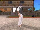 Skin HD GTA V Online 2015 в маске кота for GTA San Andreas inside view