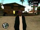 Пак бандитов из гетто для SA:MP для GTA San Andreas вид сзади слева
