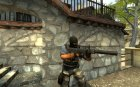 china QCW-05 для Counter-Strike Source вид сверху
