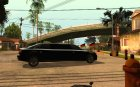 Audi A8 2011 Limo for GTA San Andreas inside view